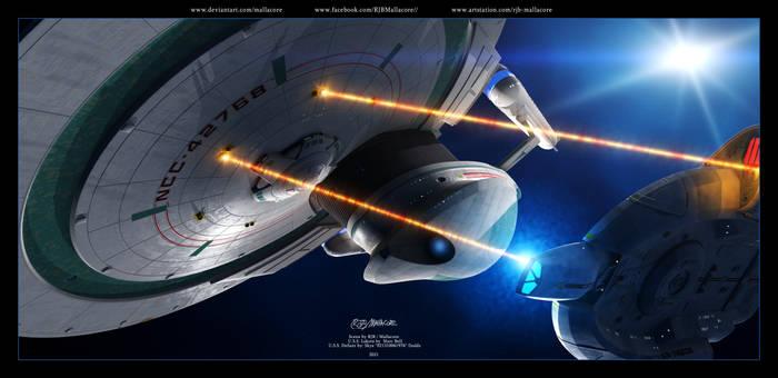 Star Trek - U.S.S. Lakota 3 - 2021