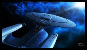 Star Trek - Galaxy Class - 2021