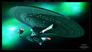 Star Trek - Galaxy Class 2 - 2021