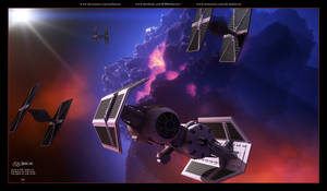 Star Wars - TIE Patrol - 2021
