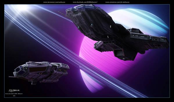 Stargate - Departure - 2021