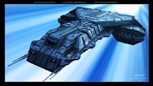 Stargate - Helios in Hyperspace - 2021