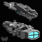 ROG Cruiser WIP 1B