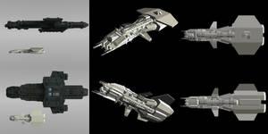 Original Stargate Ship Preview