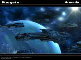 Stargate Armada Take 2 by Mallacore