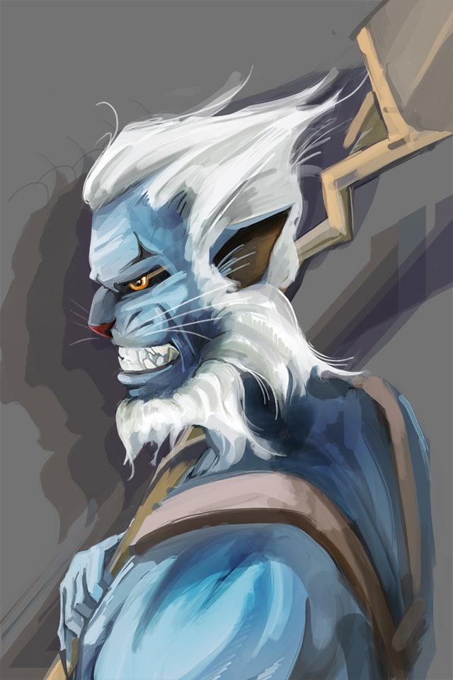 dota 2 phantom lancer by bartuli on deviantart