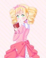 [Birthday Gift] Lizzie by Kawaii-Says-Meow