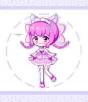 [OPEN] Sweet Kawaii Schoolgirl by Kawaii-Says-Meow