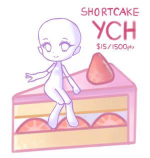 [YCH] Strawberry Shortcake