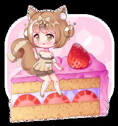 Cookie 'n' Cake