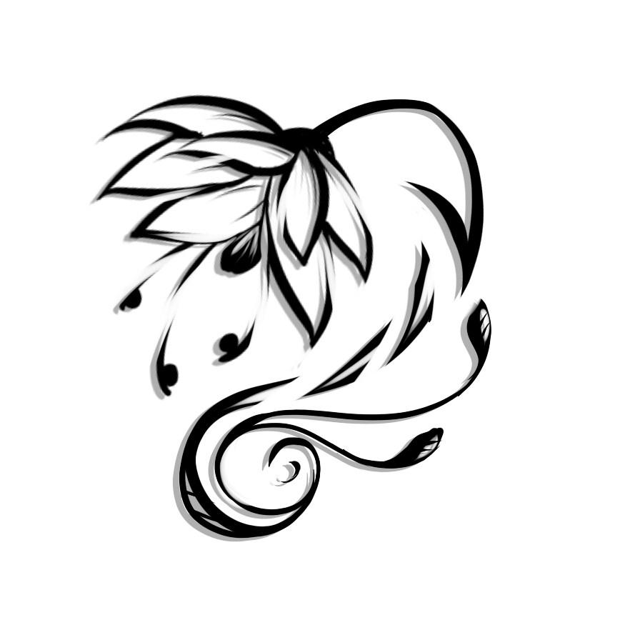 641 Free Hd I Flash Tattoo Design 2012: Lotus Tattoo By Shekony On DeviantArt