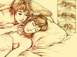 YunJae - waking you up