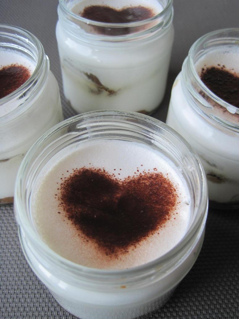 Tiramisu in Jars (3) by flameshaft