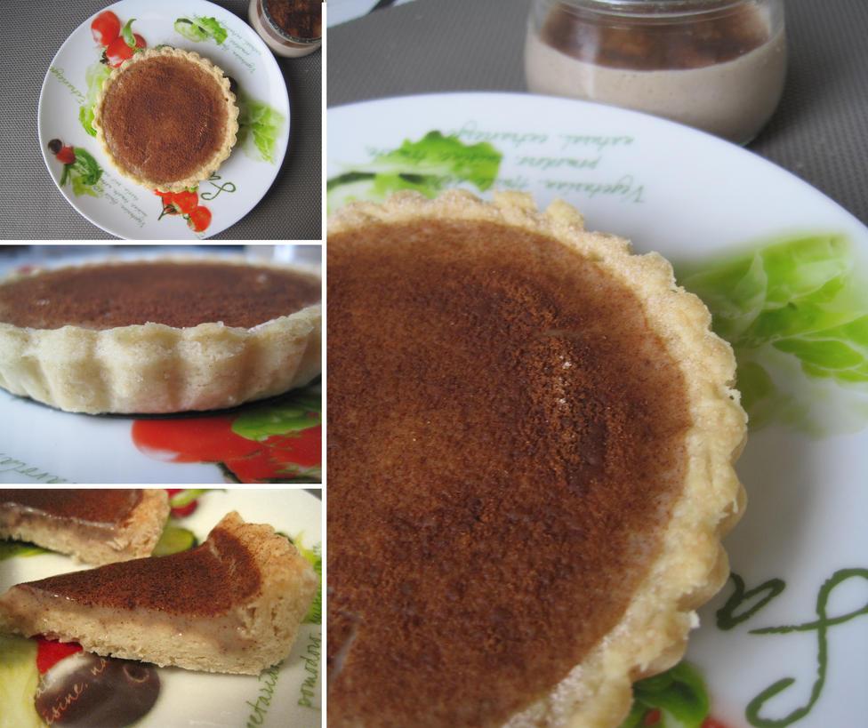 Milk Tart (Melktert) by flameshaft