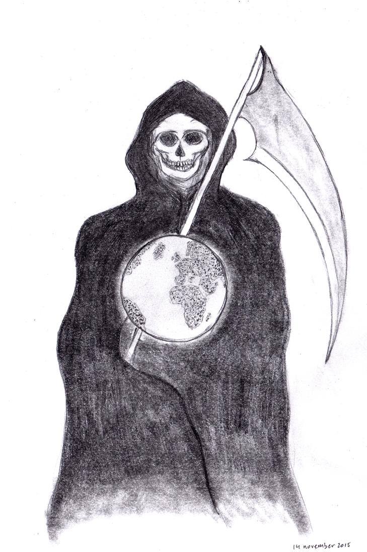 Pencil World_s_death_by_flameshaft-d9govmh