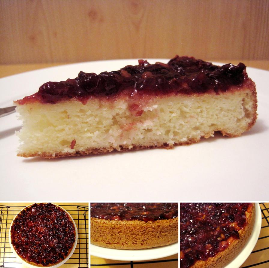 Lemon Cake Topping Recipe