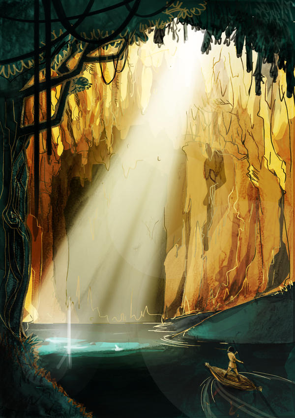 The Cave by YoungerChild