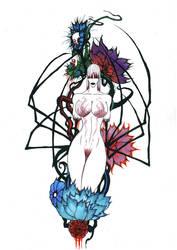 Les Fleurs du Mal by Humanis