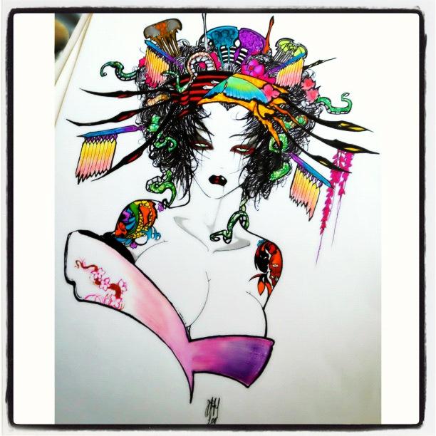 Geisha by Humanis