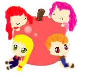 Pinkie Apple Pie by nerdcenter