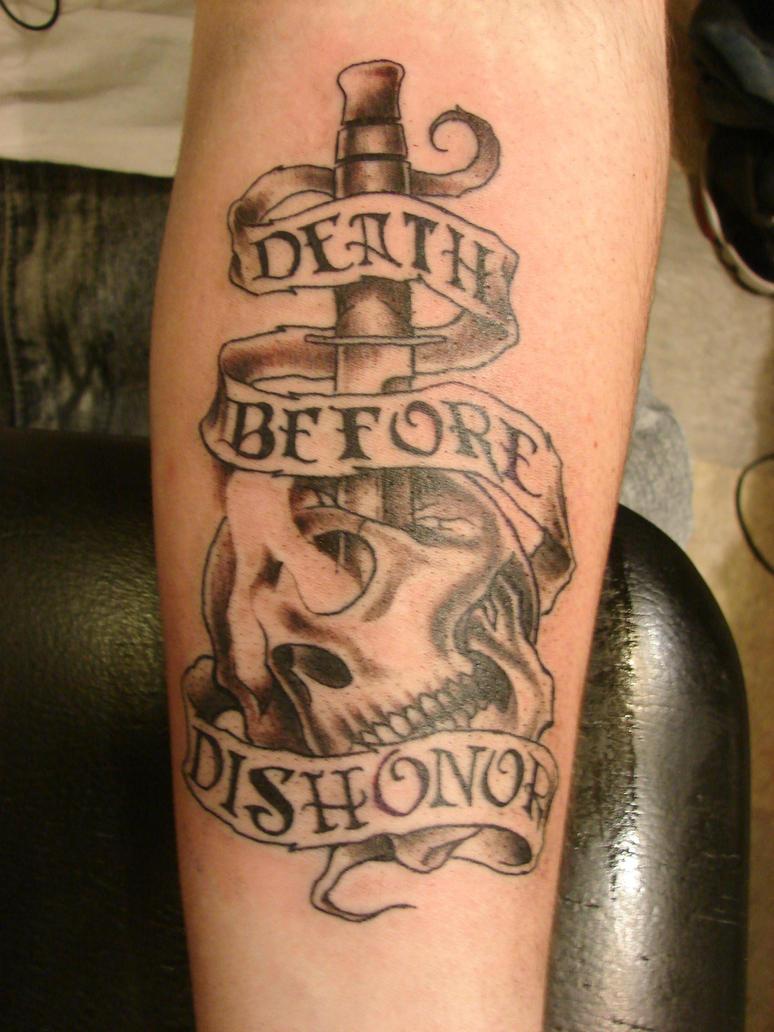 death before dishonor by FLINNman on DeviantArt HD Wide Wallpaper for Widescreen