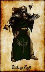 Deathwing Knight by Armel