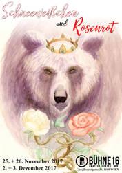 Schneeweisschen und Rosenrot by Armel