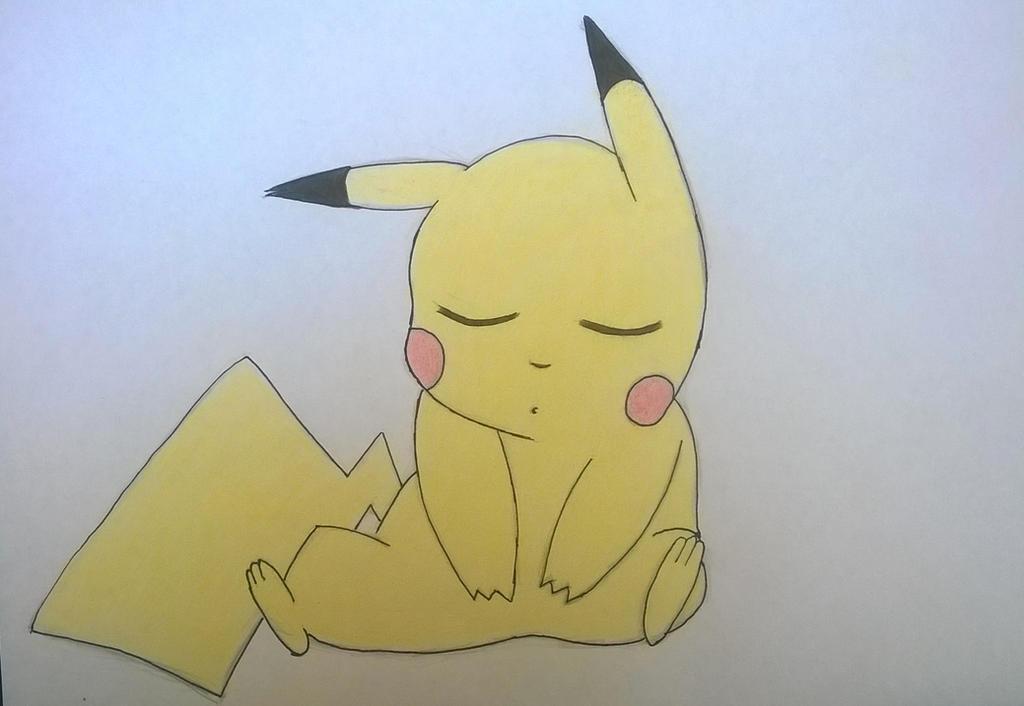 Pikachu by mellituss
