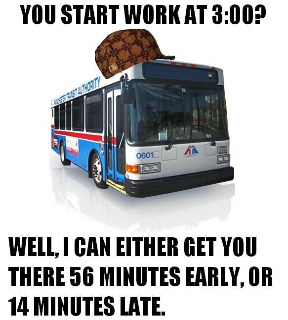 how to take the bus