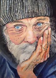 Portrait by goingforawalk