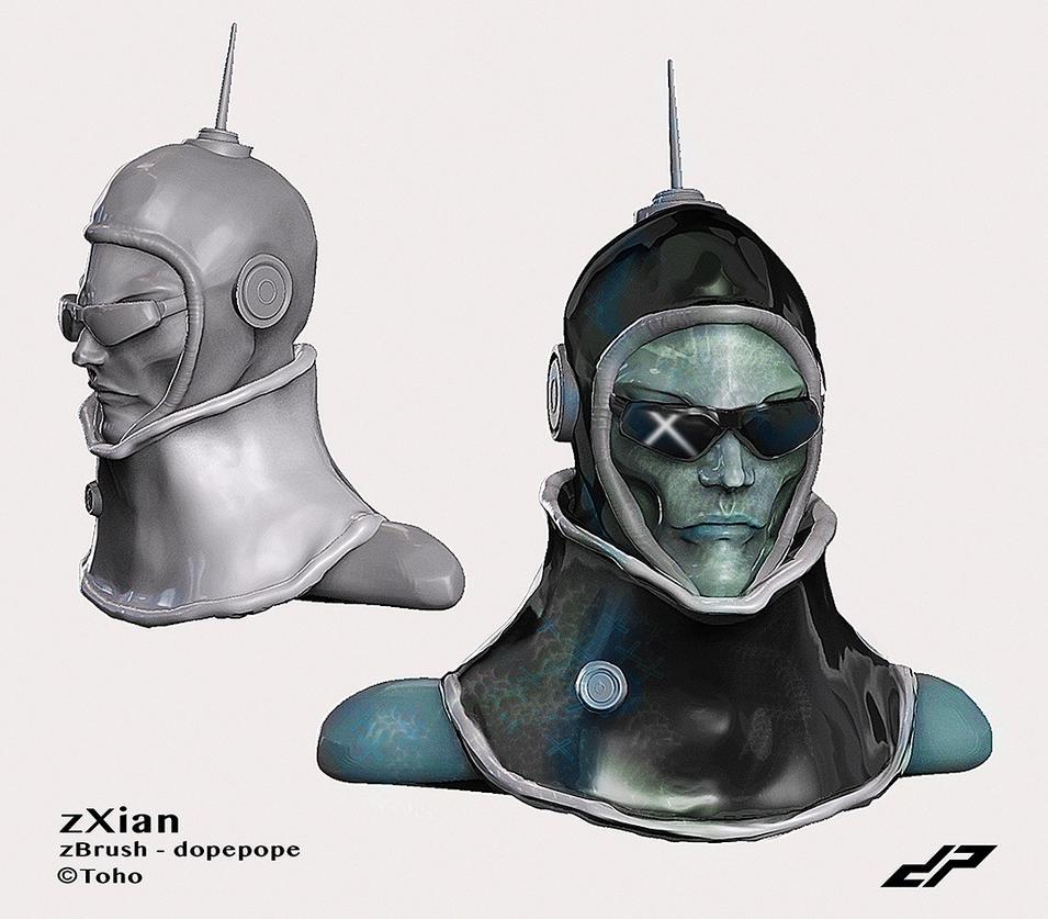 zXian by dopepope