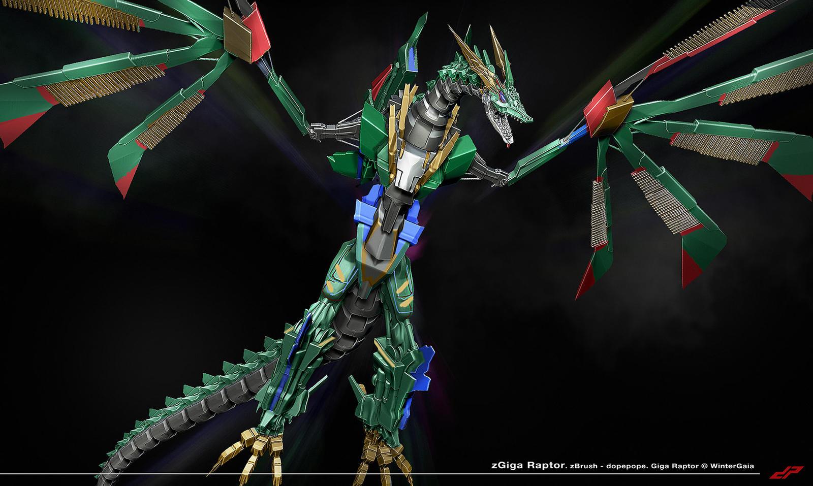 zGiga Raptor full by dopepope
