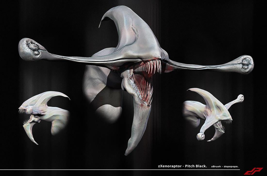 zXenoraptor from Pitch Black by dopepope on DeviantArt