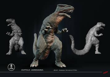 zGorosaurus by dopepope