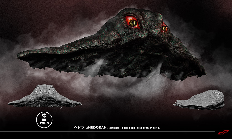 Hedorah-flying form