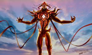 zUnalaq - Vaatu Titan Form