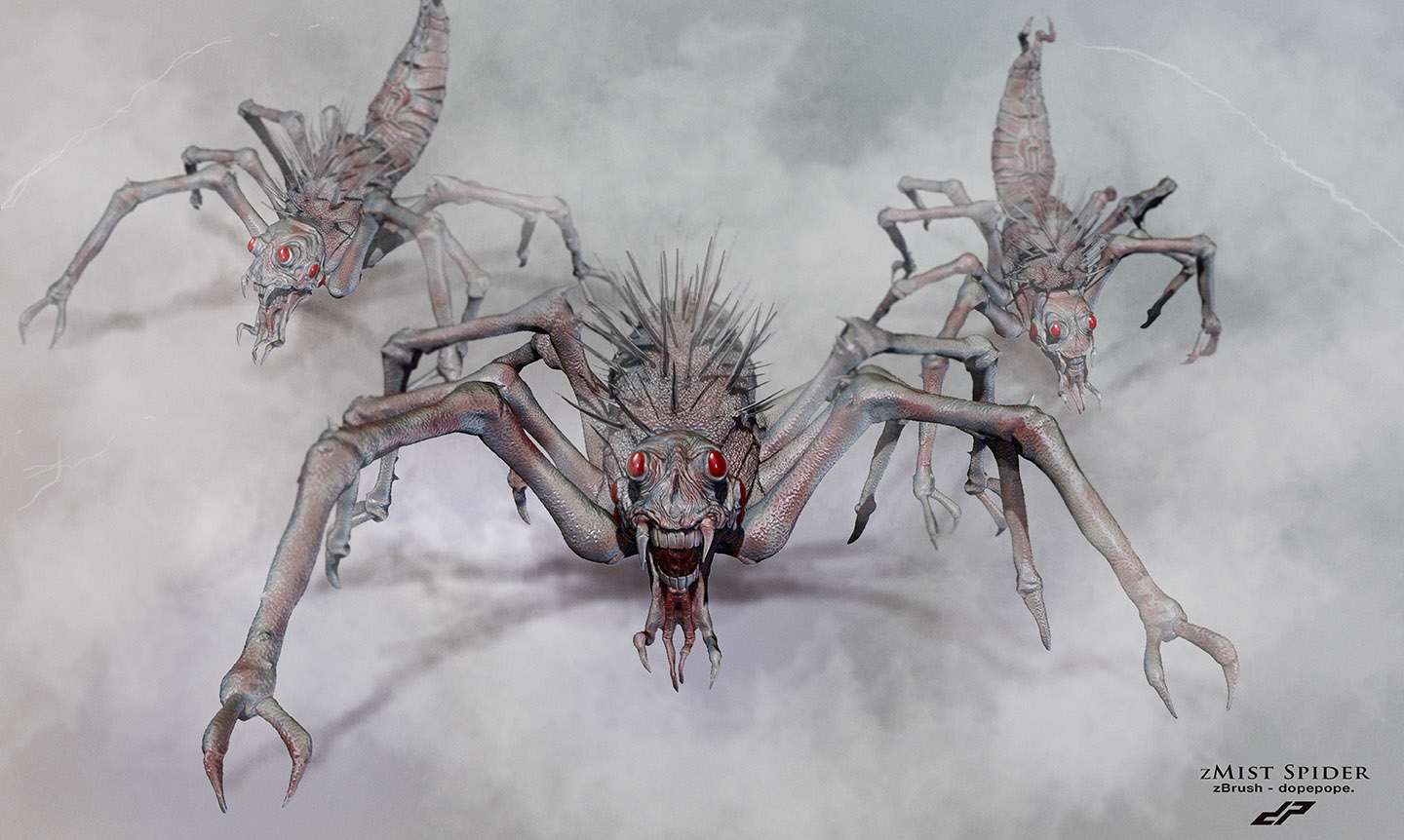 The mist behemoth