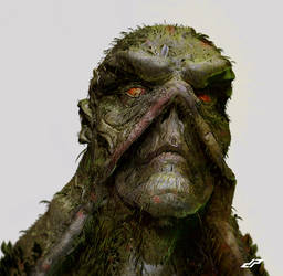 zSWAMPTHING Commission by dopepope