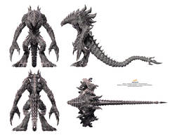 zNEMESIS orthographics by dopepope