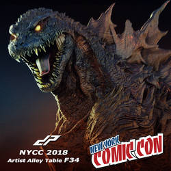NYCC 2018 DP promo by dopepope
