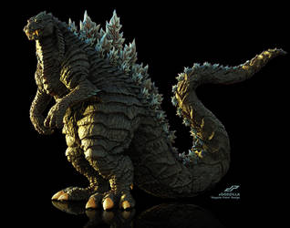 Godzilla Singular Point full