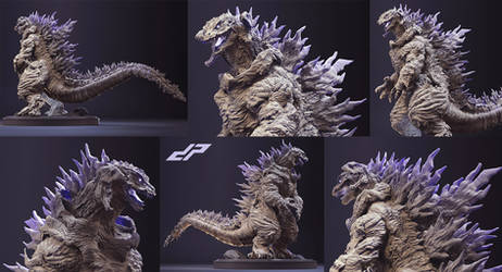 Mutant Shin Godzilla concept