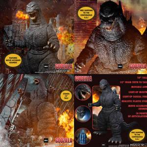 Mezco Godzilla '89