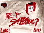 Liar by ScarletShadowScale