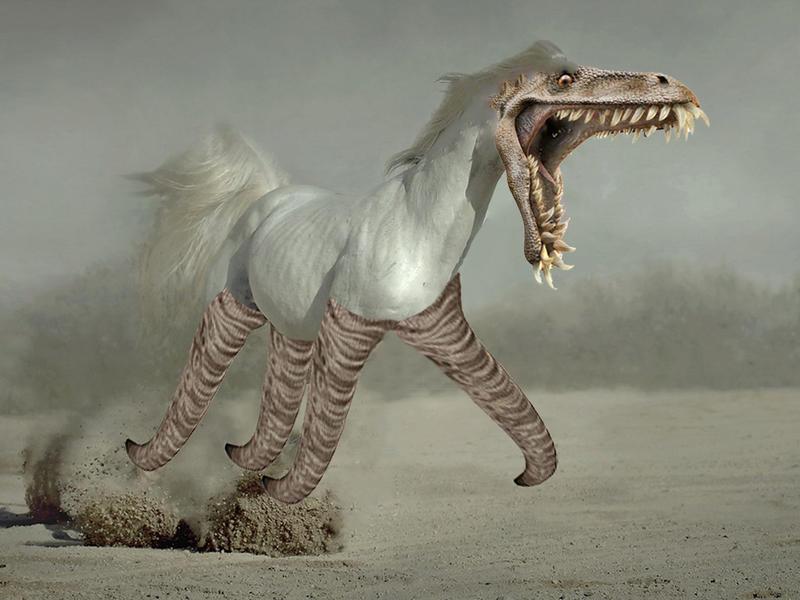 Dinofraur by tarynsgate