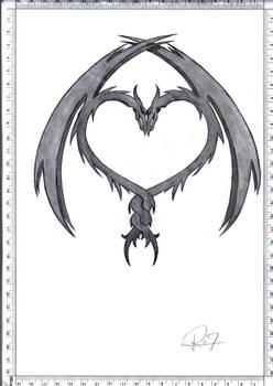 Heart by Dragons
