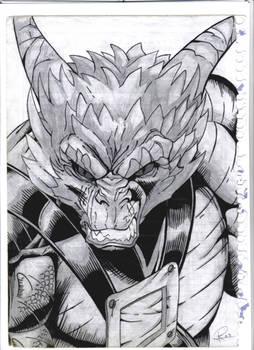 X-MEN  -  Monstro Coadjuvante