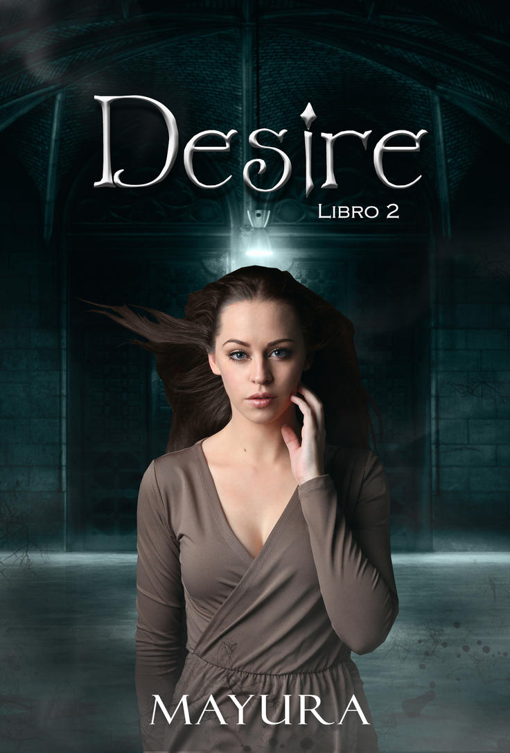 Desire's wattpad bookcover by Annssyn