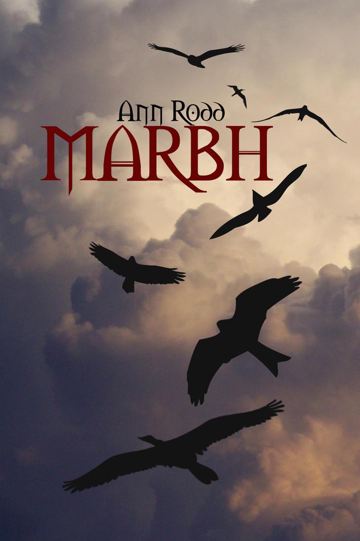 Marbh wattpad cover by Annssyn