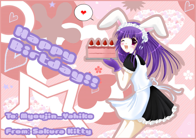 +:+ Birthday Present +:+ by Sakura-Kitty